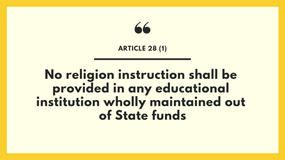 Article 28 (1)