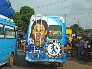 Ivory Coast Drogba