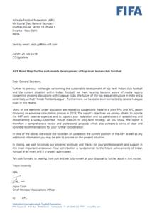 AIFF I-League Dispute
