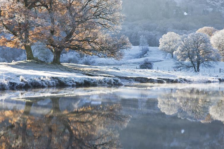 Elterwater Tarns - Lake District