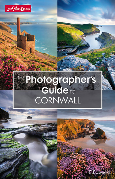 The Photographers Guide to Cornwall - a photography location guide book