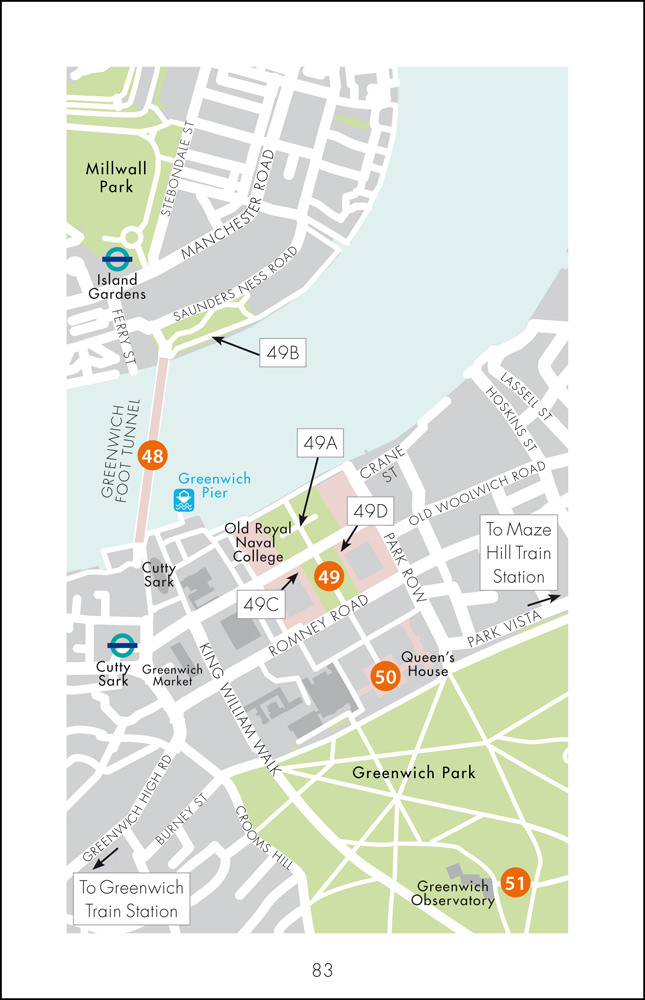 The Photographers Guide to London - Sample Page 4