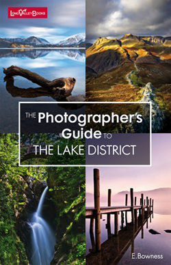 The Photographer's Guide to The Lake District - a photography location guide book