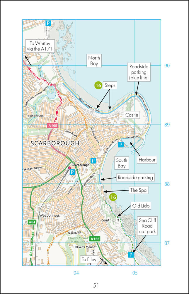 The Photographer's Guide to The North Yorkshire Coast - Sample Page 4