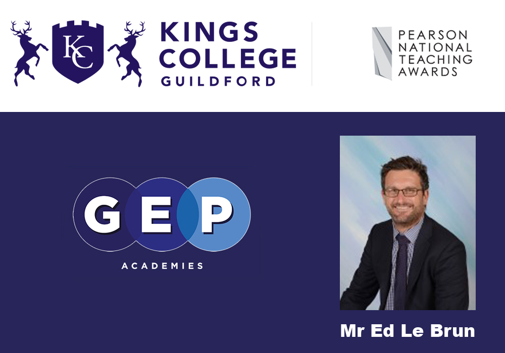 Ed Le Brun Teaching awards2