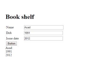 Basic Web Form in ASP.Net