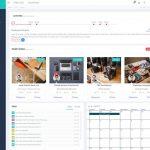 Chiju: Metronic Inspired Free SharePoint Online Theme