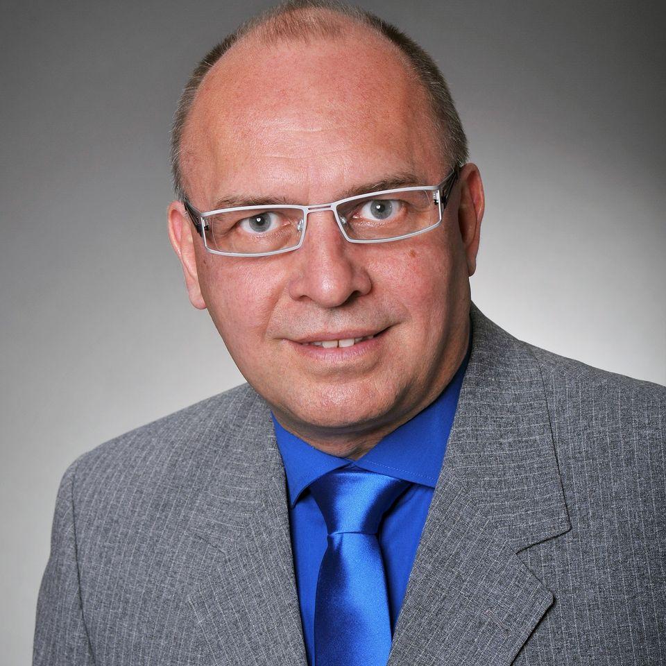Dirk Rosanski Porträt