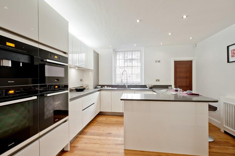 Kitchen - completed