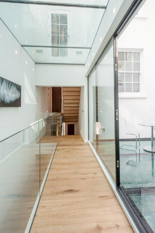 Montpelier Terrace – Glass Corridor