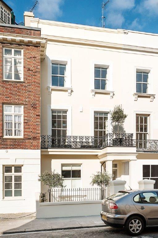 Montpelier Terrace – exterior (front)