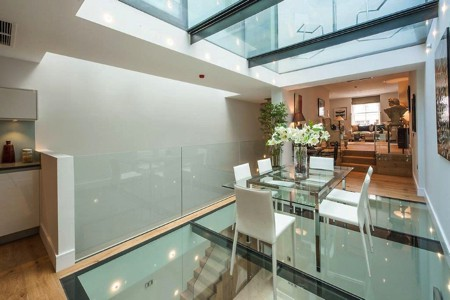 Montpelier Terrace – mazziniane glass floor