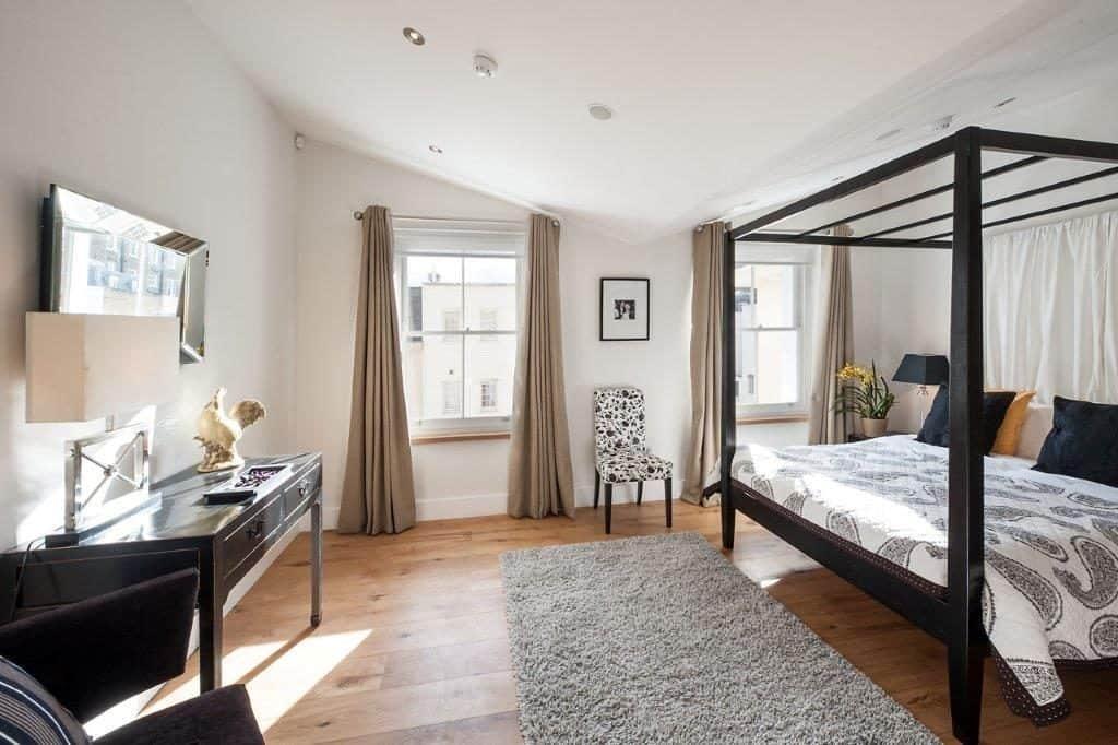 Bedroom – elegant