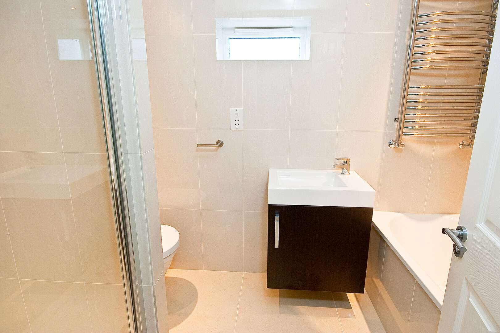 Bathroom – finely finished
