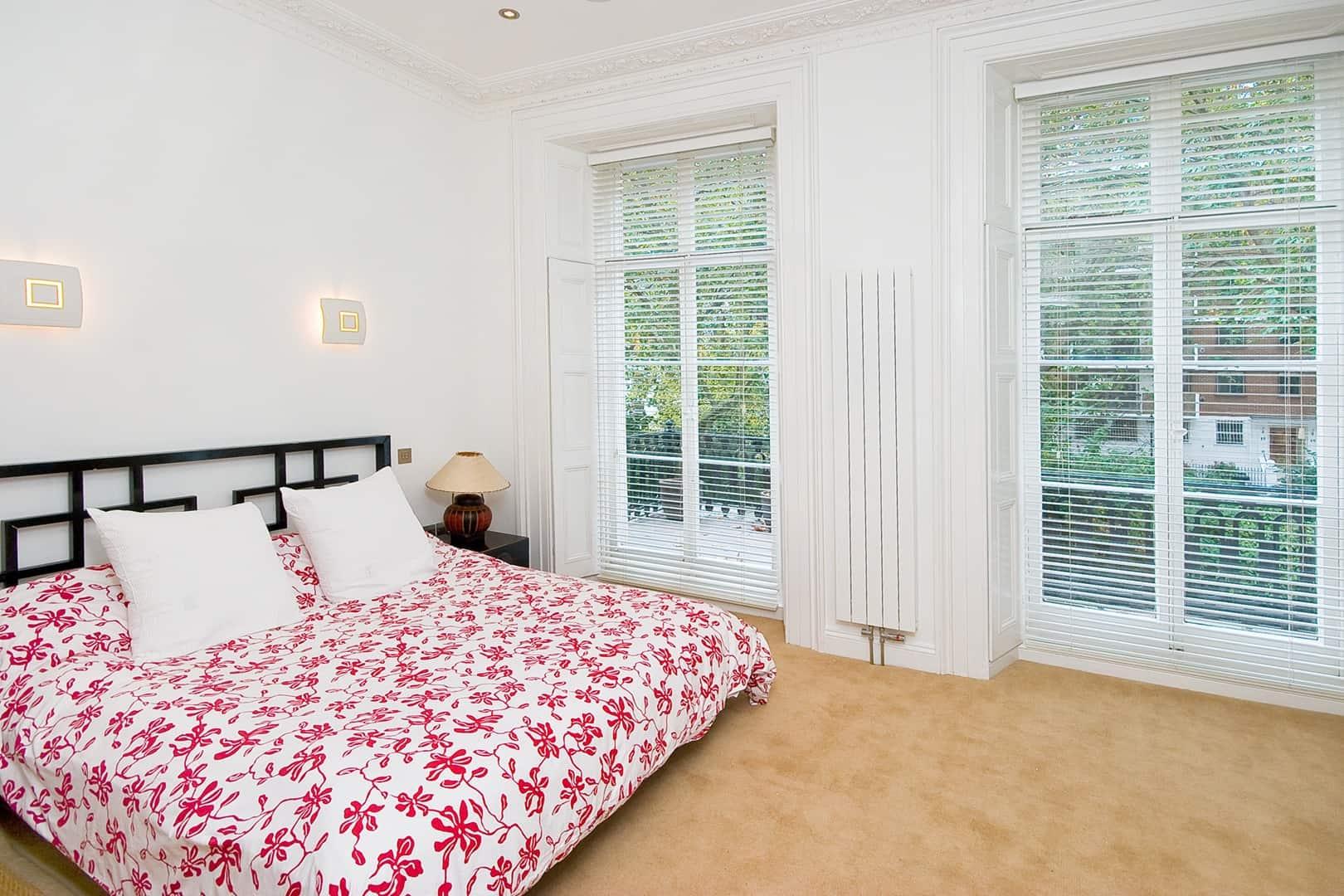 Bedroom - peacful