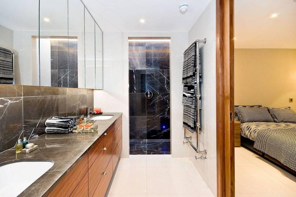 Rutland Gate – bathroom 2
