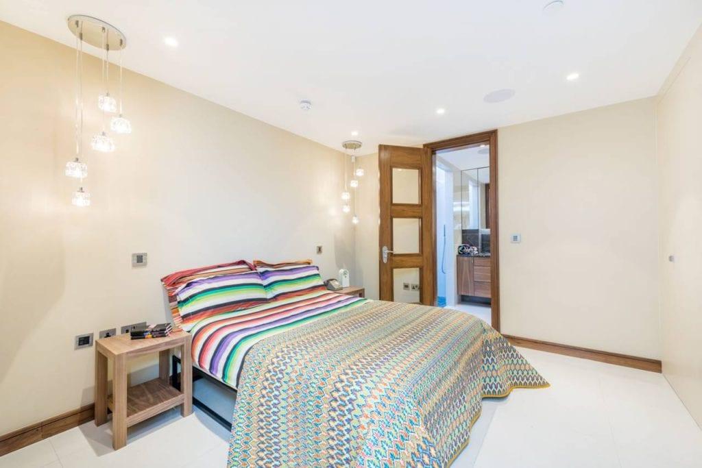 Rutland Gate – bedroom 2