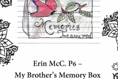 Erin McC. P6 Our Lady of Peace Primary Part 1