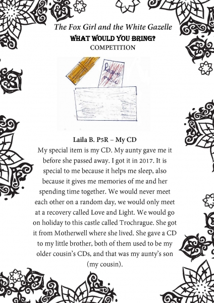 Laila B. P5R Tinto Primary Part 1