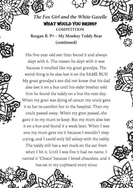 Reegan B. P7 Bargarran Part 2