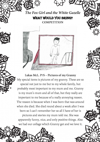 Lukas McL. P7S Tinto Primary Part 1