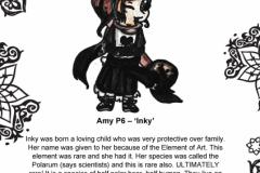 Amy Stevenson P6 Tinto
