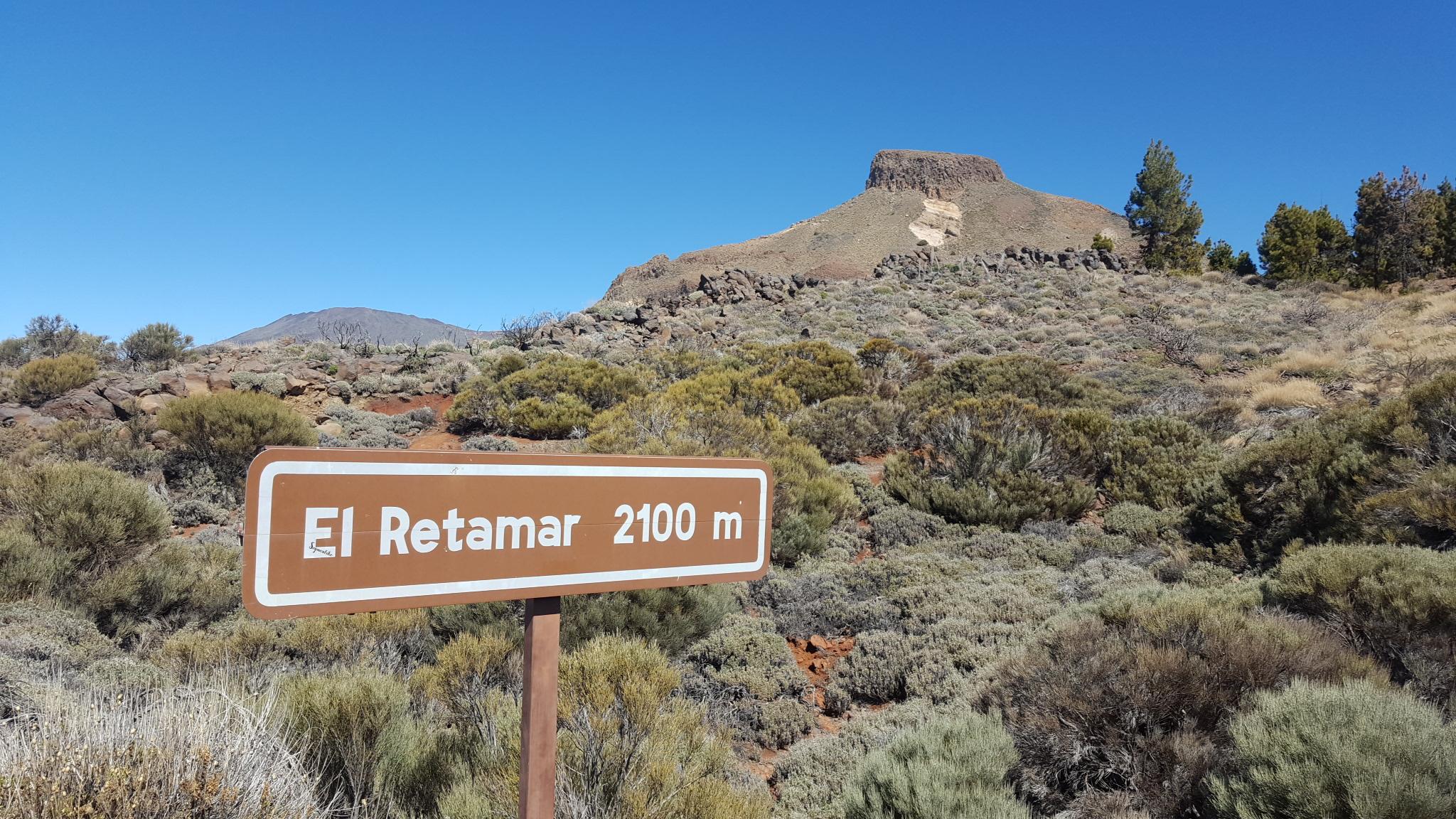 Conquering Mt Teide