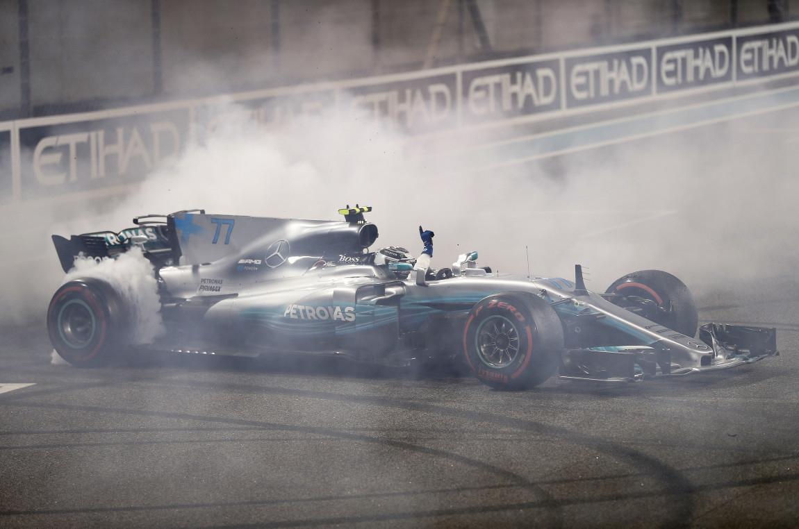 The Abu Dhabi Grand Prix