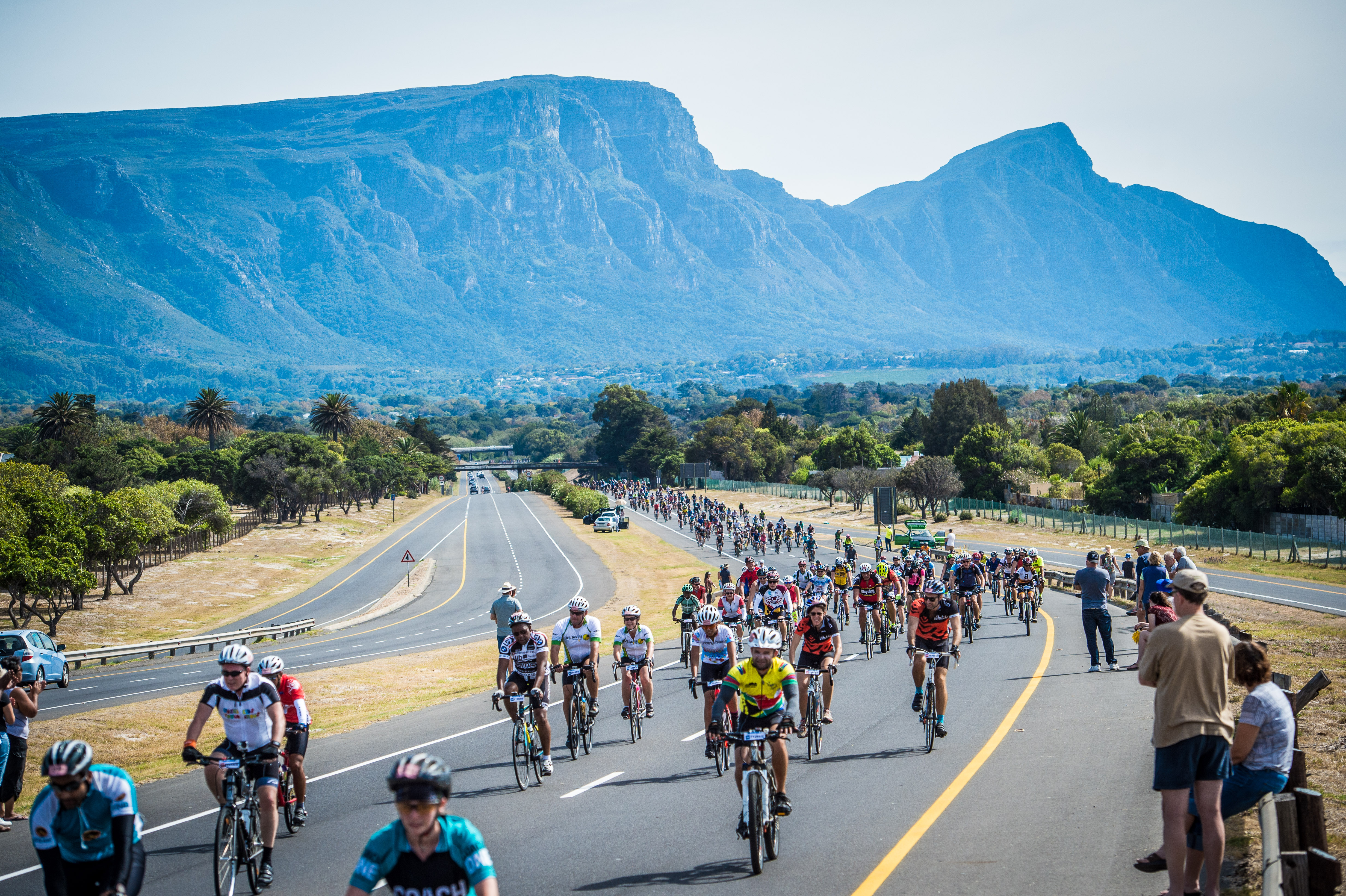 The 2018 Cape Town Cycle Tour