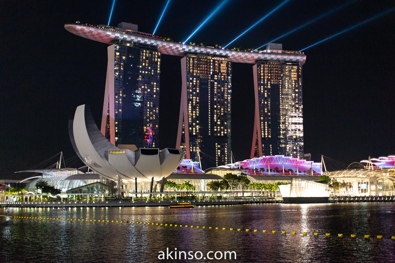 Singapore, Kuala Lumpur, Phuket…. and A Grand Prix (Part 1)