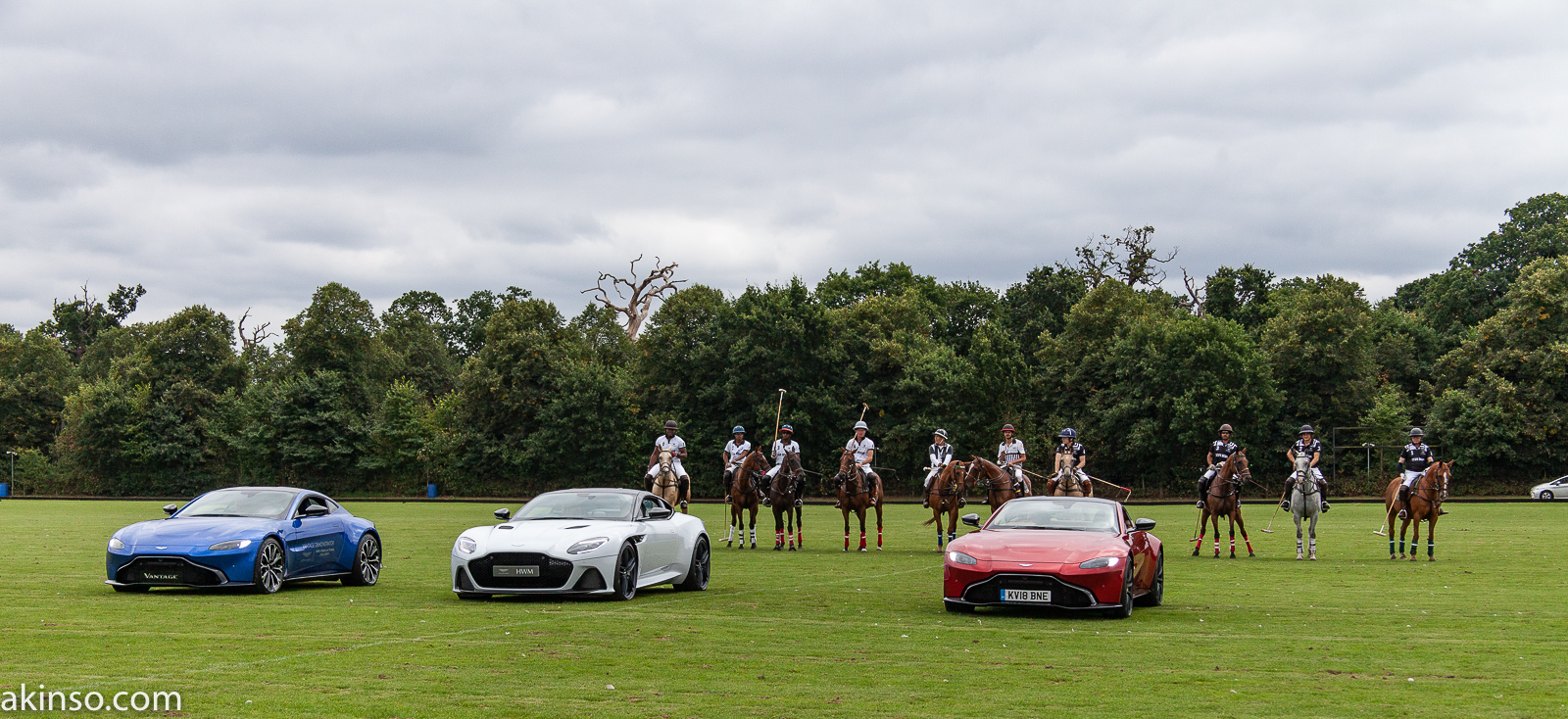 The Lux Afrique Polo Day