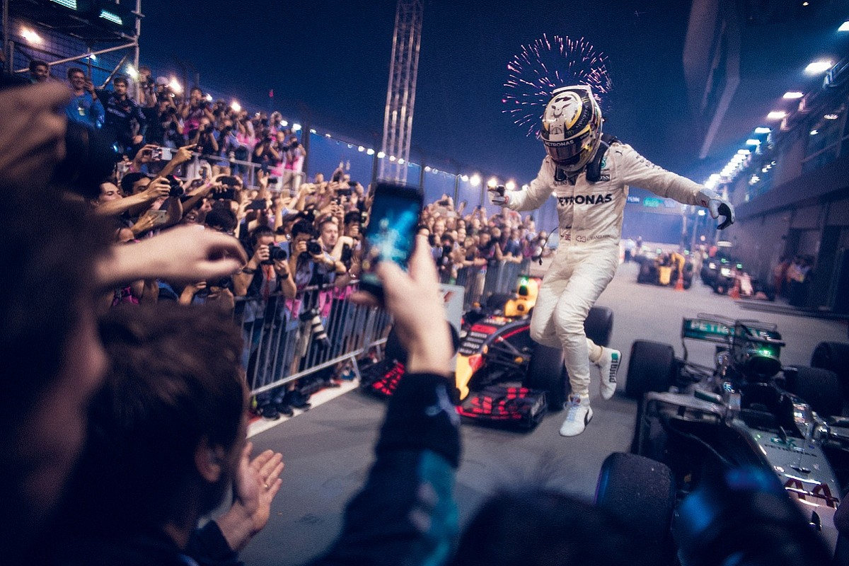 Is Lewis Hamilton the G.O.A.T?