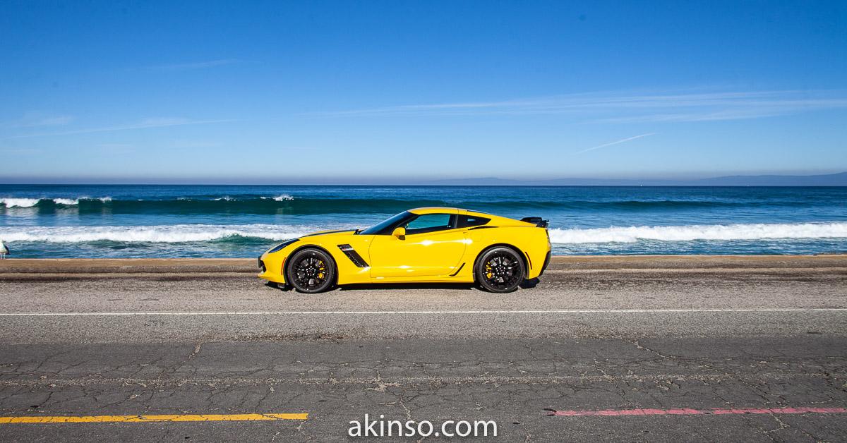 The Big Sur by Corvette