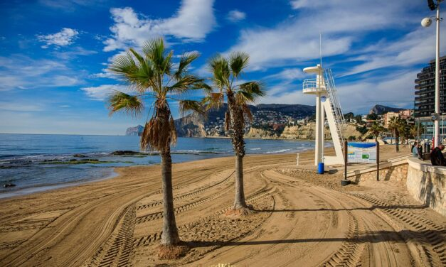 Christmas in Calpe