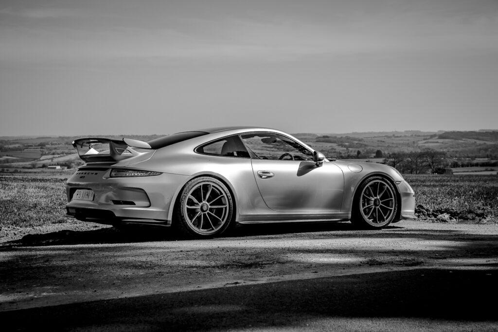 Porsche 911 GT3 Cotswolds One Last Drive