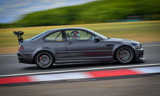 A Socially-Distanced Track Day