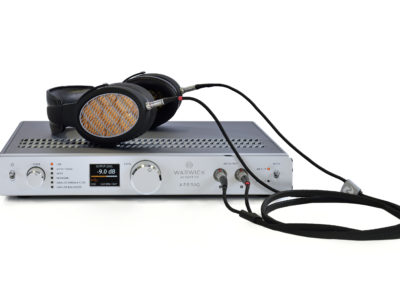 Electrostatic Headphone System