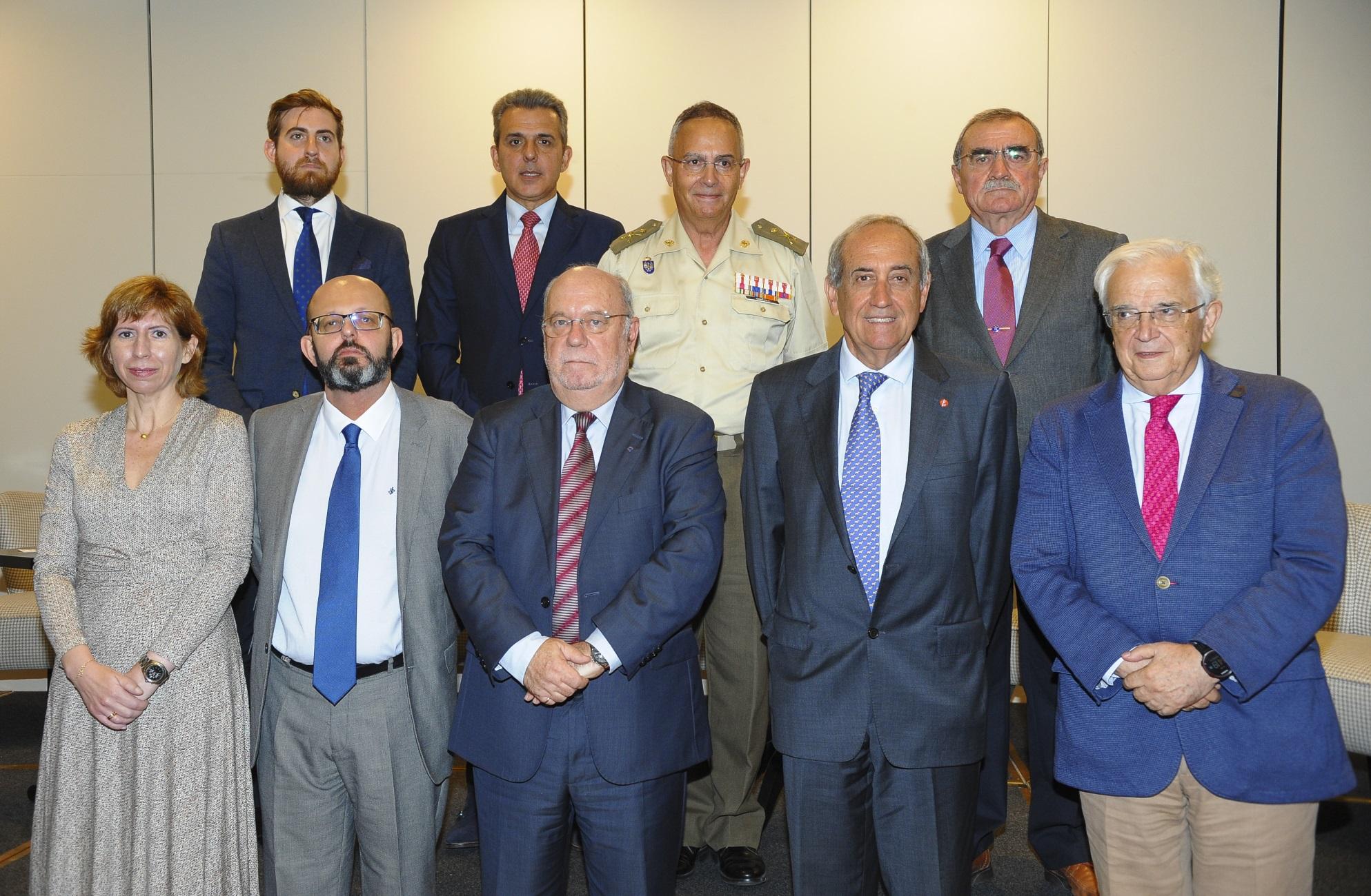 Jornada sobre Inteligencia Económica y defensa de los intereses de España