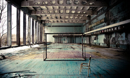 Radioactive Tourism: A Trip to Chernobyl