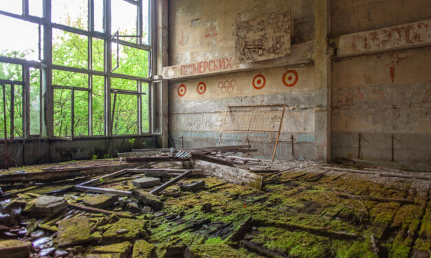 A visit to PSRER – Polesie State Radioecological Reserve , the Belarus exclusion zone