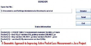 Active-Packet-Loss-Measurement-a-Java-Project
