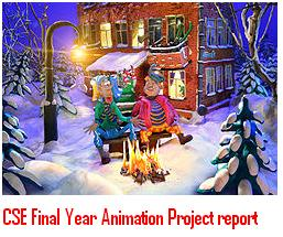CSE-Final-Year-Animation-Project-report