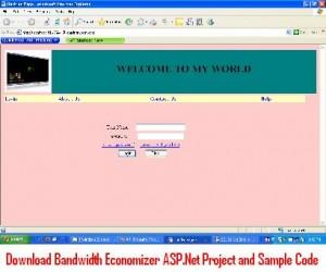 Download-Bandwidth-Economizer-ASP-Net-Project