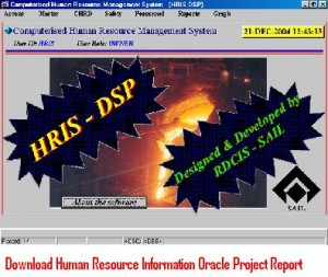 Download-Human-Resource-Information-Oracle-Project-Report