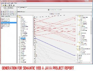 GENERATION-FOR-SEMANTIC-WEB-A-JAVA PROJECT-REPORT