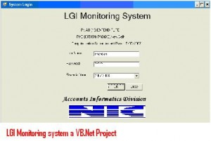 LGI-Monitoring-system-a-VB-Net-Project