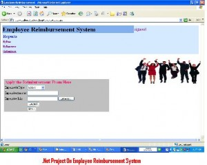 .Net-Project-On-Employee-Reimbursement-System