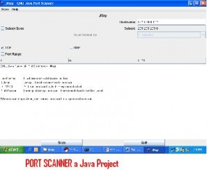 PORT-SCANNER-a-Java-Project
