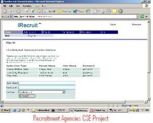 Recruitment-Agencies-CSE-Project