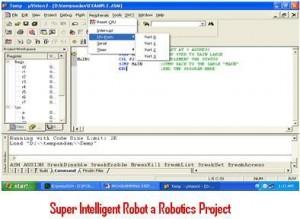 Super-Intelligent-Robot
